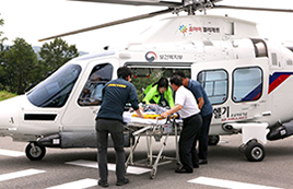 Dankook University Hospital District Emergency Center Ranks Number1 in the nationwide EMS Evaluation