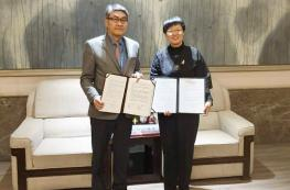 MOU with BIFT, China's Center of Fashion Education